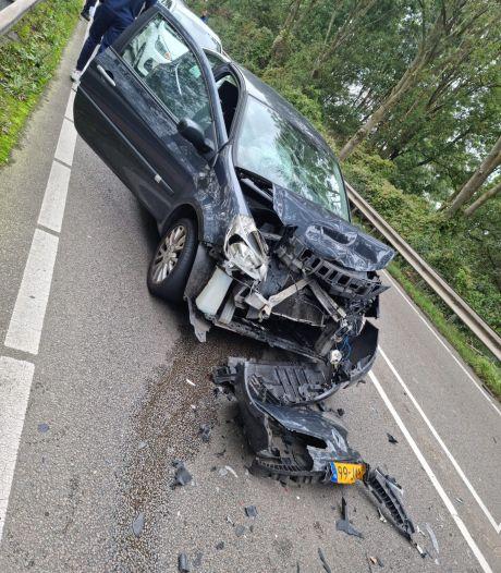 FC IJsselmonde-spelers komen goed weg na zwaar ongeluk: 'Ik mag blij zijn dat ik het kan navertellen'