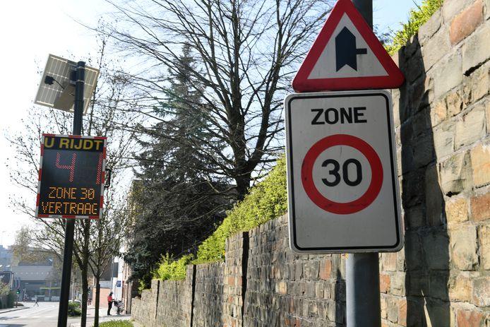 De zone 30 in Leuven wordt vanaf de zomer gevoelig uitgebreid.