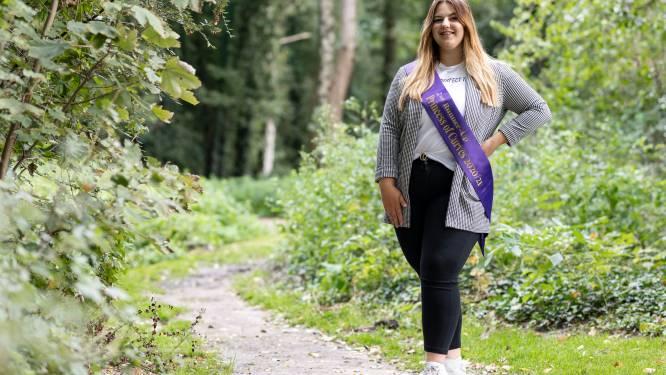 Nicol uit Almelo in de prijzen bij Miss Curve-verkiezing: 'Je bent goed zoals je bent, is mijn motto'
