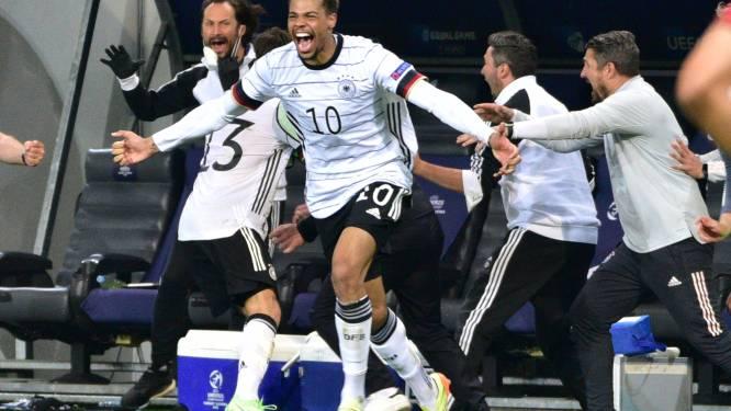 Nmecha knalt Duitse U21 naar EK-titel