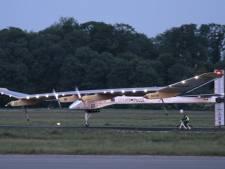 L'avion Solar Impulse a atterri à Bruxelles