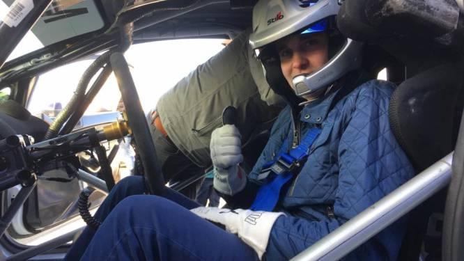 """Voormalige rallybelofte Polle Geusens maakt comeback op circuit. """"Ik reed tot hiertoe geen meter op circuit"""""""
