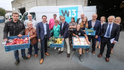 """Food Act 13 wint topaward: """"Initiatief herverdeelt jaarlijks 200 ton voedseloverschotten onder armen"""""""