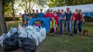 Honderd kilo zwerfvuil van straat tijdens World Cleanup Day