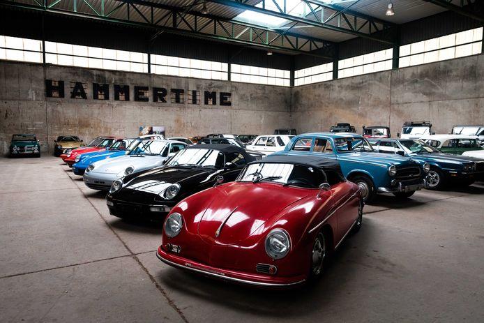 Hammertime online auctions van oldtimer wagens.