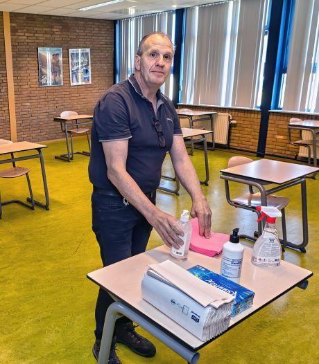 Gesplitste klassen en eenrichtingsverkeer op de trap: scholen gaan weer open