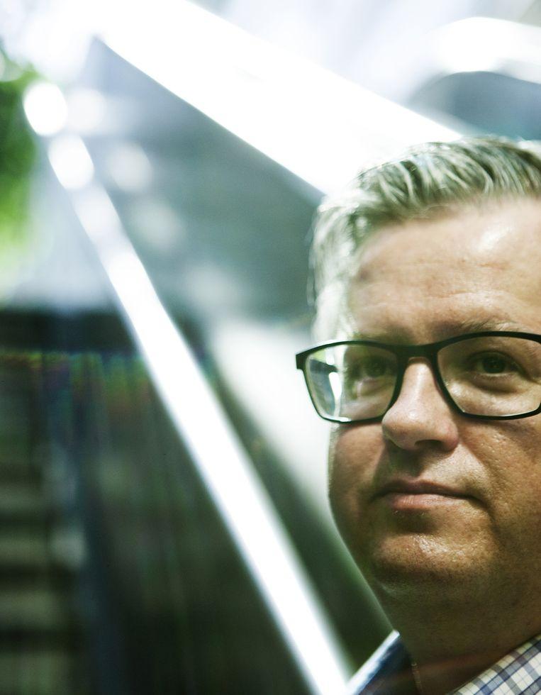 Carl Devos. Beeld Koen Broos