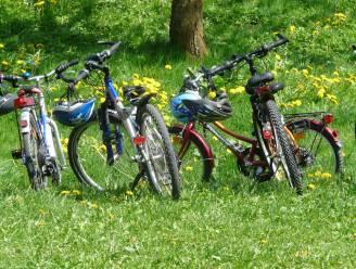 Zondag kan je gratis kaarten afhalen op de 4 verdeelpunten van de fietsroute Mark-en Dendervallei
