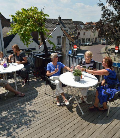 'Meer ruimte voor terrassen in Zuidplas'