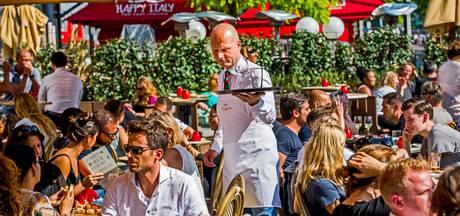 Tekort aan personeel voor Rotterdamse terrassen en keukens