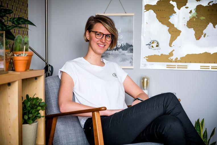 Margot De Vos is gestart met een blog over haar ziekte 'autonome dysfunctie'.