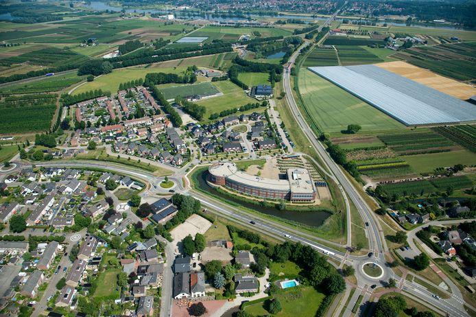 Kesteren, een van de dorpen in Neder-Betuwe waar nieuwe woningen gewenst zijn.