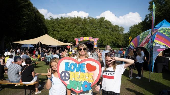 Hippiefestival Hoekstock lokt 2.000 bezoekers