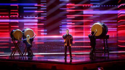 """Eliot reageert op uitschakeling in halve finale Songfestival: """"Natuurlijk waren we verbaasd en geshockeerd"""""""