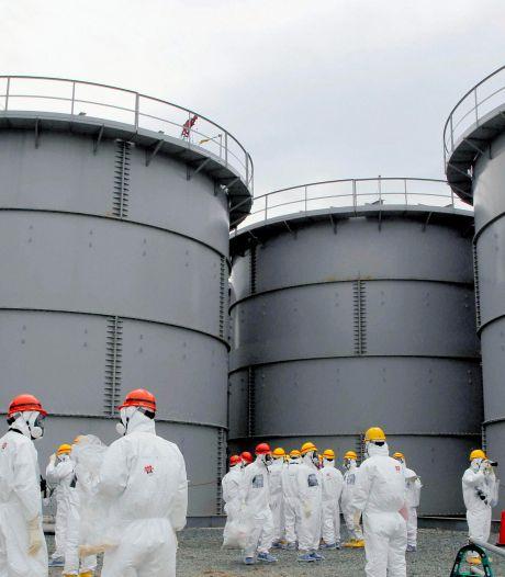 Kerncentrale Fukushima lekt opnieuw radioactief water door fout