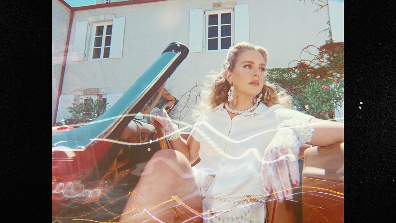 Lana Del Rey. Beeld Press