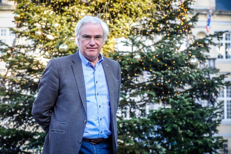 West-Vlaams provinciegouverneur Carl Decaluwé wil drones inzetten, de politiezones zijn minder enthousiast. Beeld Benny Proot
