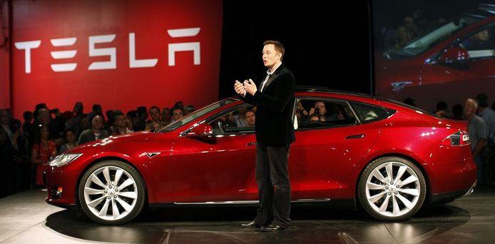 Tesla-topman Elon Musk