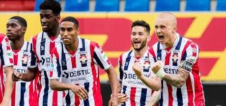 Grote opluchting in Tilburg: Holmén houdt Willem II in de eredivisie