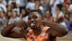 """Tast 21-jarige atletieksensatie de limieten van het menselijk lichaam af? Wervelwind aast op fabelachtige records van Bolt: """"Ik wil 9.41 lopen op 100m"""""""