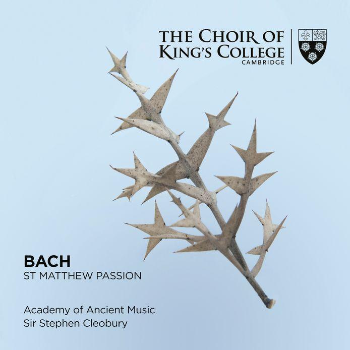 'Matthäus-Passion' uit King's College Cambridge.