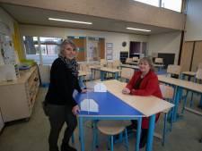 Zo bereidt deze basisschool in Dronten zich voor op de heropening: 'Je wordt bijna eng van de restricties'