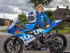 Veneman junior wil op de motor óók naar de TT van Assen