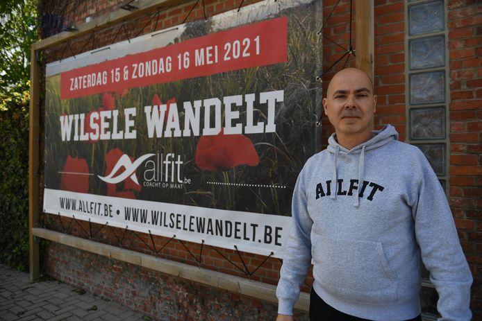 Dirk Toremans van Allfit in Wilsele.