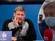 """""""Vanhaezebrouck? Pas à l'ordre du jour"""": La Gantoise ne veut pas d'un énième changement d'entraîneur"""