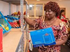 Het is Fatmata (60) gelukt: na 22 jaar heeft zij haar eigen exotische supermarkt