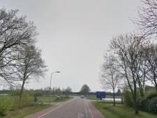 Rotonde bij Vlijmense wijk Geerpark moet zorgen voor veilige rit: 'Snelheid gaat zo ook omlaag'