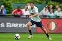 Alireza Jahanbakhsh is vanavond inzetbaar bij Feyenoord.