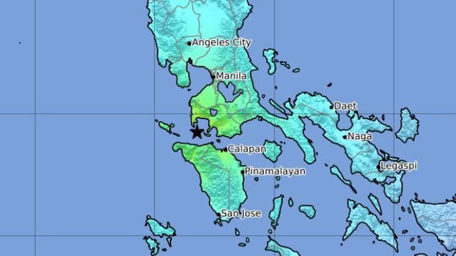 Aardbeving met kracht van 6,7 treft Filipijnen