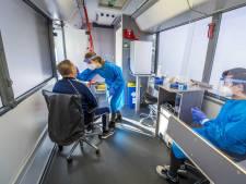 Nieuwe besmettingen in Brabant dalen met een kwart
