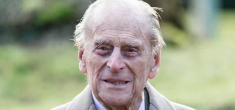 Prins Philip overleden door ouderdom