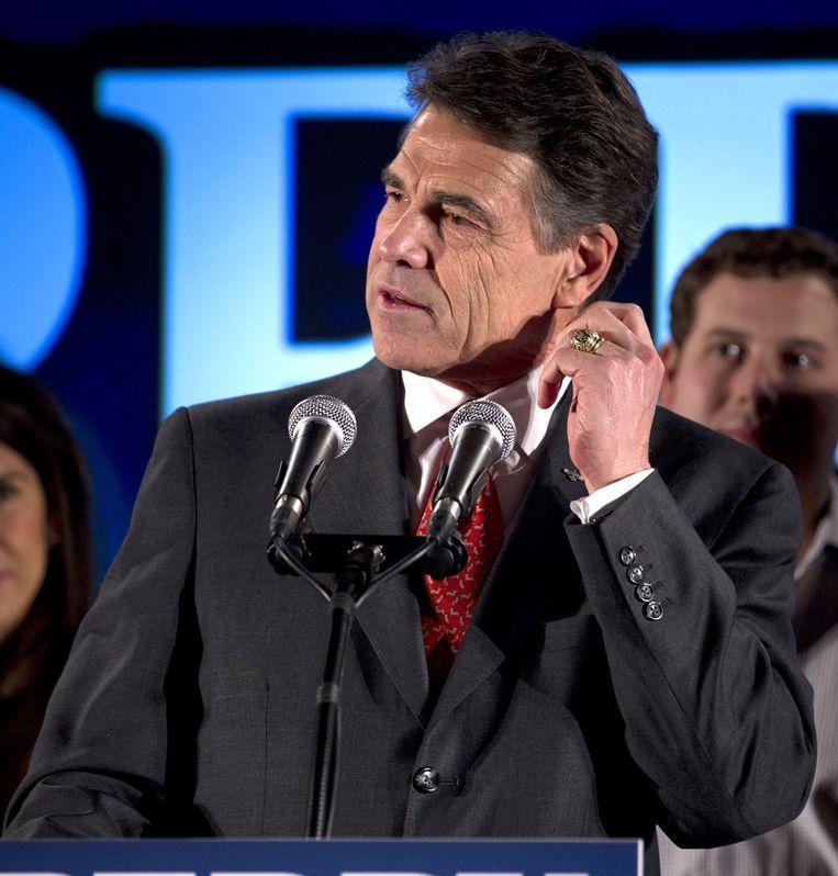 Rick Perry. Beeld AP
