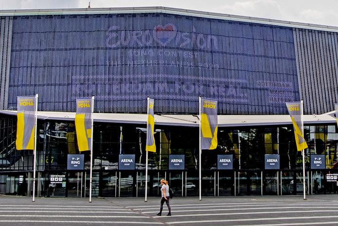 Het Eurovisie Songfestival komt naar Ahoy!