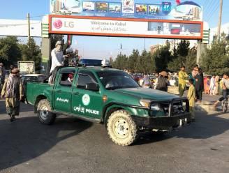 Taliban hebben overal in Kaboel overheidsgebouwen ingenomen