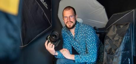 Corona maakt van Rijssenaar Gerbert Voortman een andere fotograaf: 'Markt voor trouwfoto's stortte in'