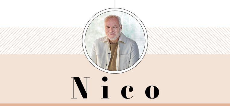 """Nico Dijkshoorn: """"Mijn vader begon mij opeens te beschuldigen van diefstal"""""""
