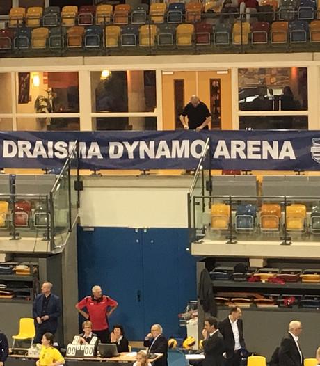 Dynamo boekt eerste zege in 'Arena'