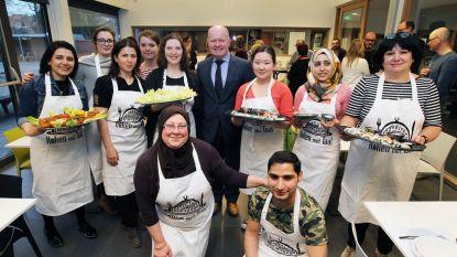 Anderstaligen leren 'koken met taal'