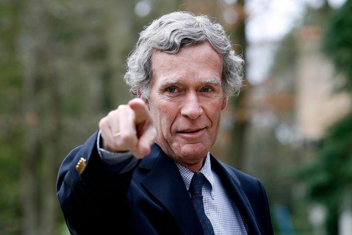 Frank van den Wall Bake, al decennia dé sportmarketing expert van Nederland.