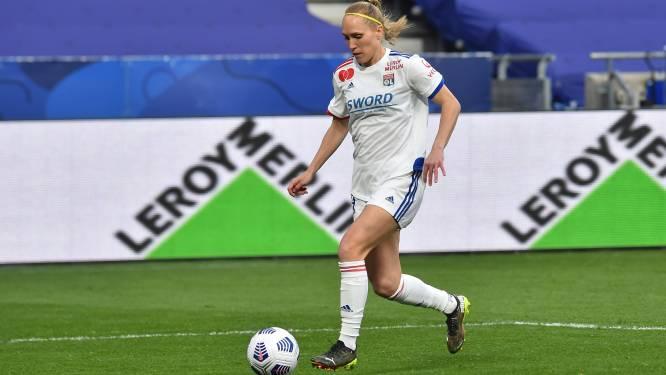 Invalster Janice Cayman boekt forfaitzege in Champions League, Tine De Caigny onderuit