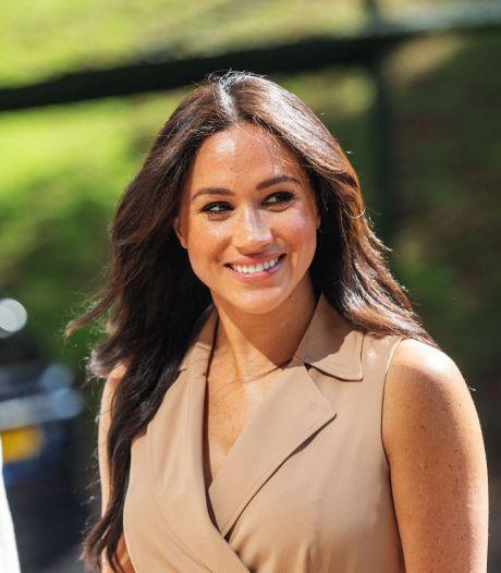 Britse koninklijke familie wenst Meghan een fijne verjaardag