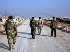 Syrie: l'armée de l'air bombarde les zones rebelles
