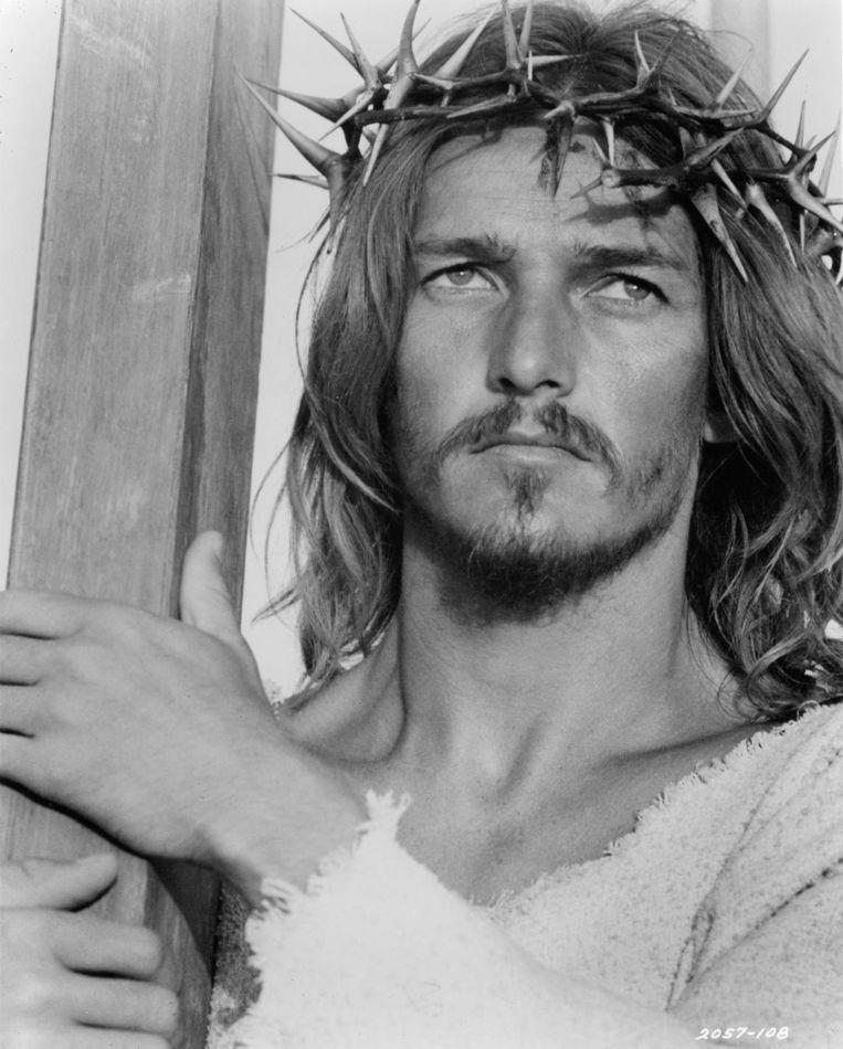 Ted Neeley in Jesus Christ Superstar Beeld Getty Images