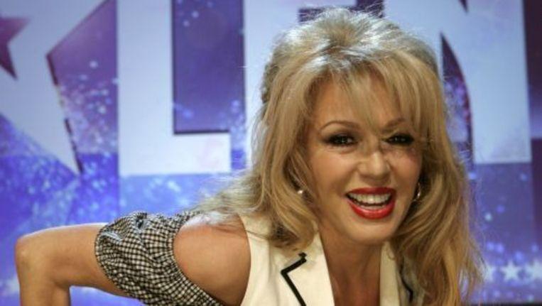 Holland's Got Talent-jurylid Patricia Paay. ANP Beeld