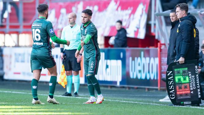 NEC geeft spelers rust tegen Capelle: 'Van onderschatting is geen sprake'