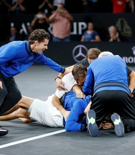Laver Cup: Alexander Zverev offre la victoire à l'Europe